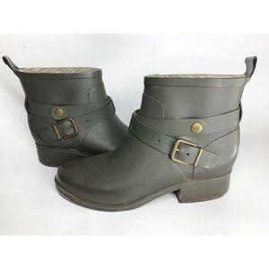 {LuckyBrand} Lucky Rubber Rain Boots